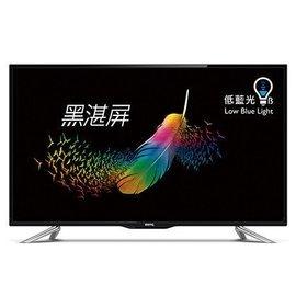 43IE6500 BenQ明�眵G晶電視 43吋黑湛屏低藍光液晶顯示器 視訊盒 ^(接替4