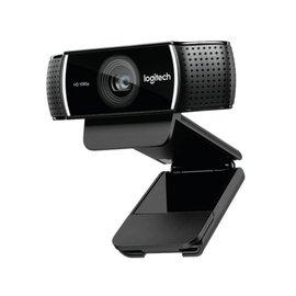 Logitech 羅技 C922 Pro 攝影機  1080P串流 背景更換 三腳架 與X