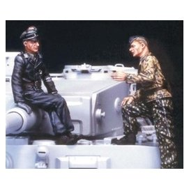 LF0034 German Tank Crew set ^(Wittmann and hi