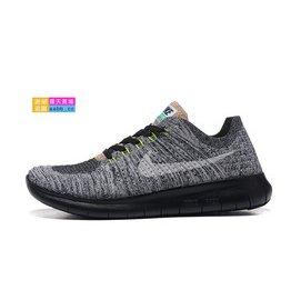 ~耐吉Nike Free Rn Flyknit 5.0 耐吉赤足飛線 2016 男女鞋 男