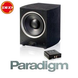 ~ HW~3C ~ 加拿大 Paradigm PDR~W100 無線主動式重低音喇叭  ^