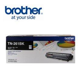 ~168大賣家~ Brother TN~261 BK 黑色碳粉匣 2500元 未稅  請先