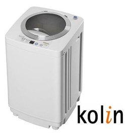 Kolin 歌林3.5KG單槽洗衣機 不鏽鋼內槽  BW~35S03 不含 按裝自行DIY