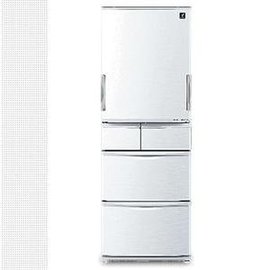 SHARP 夏普440L環保冰箱SJ~XW44W