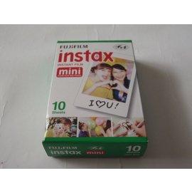 拍立得底片 空白 1盒10張  SP1 SP2 MINI8 25 7S 70 90 50s
