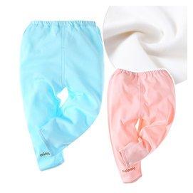 小米米嬰兒褲 minimoto寶寶60支全棉褲子春秋 男女兒童可開襠長褲