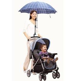 熊爸爸嬰兒用品 傘架 遮罩 嬰兒推車 遮陽雨傘支架 ~SS~X012~