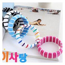 B~BB01510  韓國飾品亞克力 多彩女款手鏈