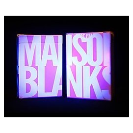 ~USPCC撲克~MADISON BLANK PLAYING CARDS~S102811