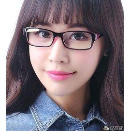 樂町潮流 眼鏡 電腦防輻射眼鏡女防紫外線眼鏡男護目鏡平光眼鏡架近視眼鏡框