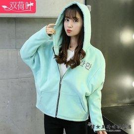 樂町潮流 呢外套初中高中學生百搭短款呢子衣 韓女王