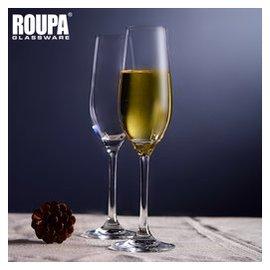 正品ROUPA 無鉛水晶玻璃 95檳杯 婚禮對杯 起泡酒 高腳杯
