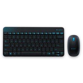 羅技 Logitech MK240 無線鍵盤滑鼠組   黑