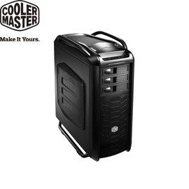 Cooler Master Cosmos SE ATX 黑化機殼  源自超跑的外型 鋁製提