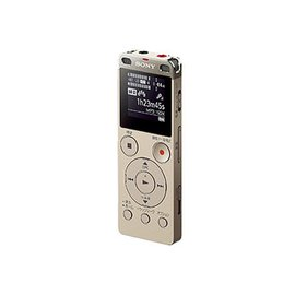 送絨布束口袋 SONY ICD~UX560F ^(4GB^) 華麗金 立體聲IC錄音筆 l
