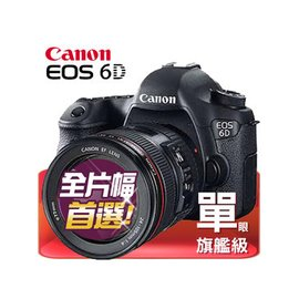 Canon EOS 6D 24~105 IS單機