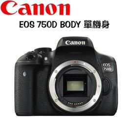 CANON EOS 750D BODY 單機身 ^( 貨^)~32G SD記憶卡 吹球拭筆