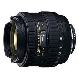 [CYF CANON单眼镜头配件馆] 全新Tokina AT-X107 DX 10-17mm F3.5-4.5 for Canon 7D 60D 650D 600D 550D 等使用