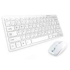aibo 2.4G 無線 輕巧 多媒體 鍵盤滑鼠組