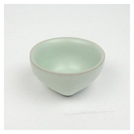 汝窯茶具茶杯汝瓷四角茶杯開片獨特東道汝窯禪定杯茶具套裝
