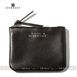 IN House* GIVENCHY 紀梵希香水專櫃贈品 立體五角星星化妝包手機袋證件零錢