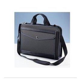 男士大容量公文包手提包商務電腦包公務包公事包單肩業務包