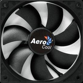 Aero cool 雷霆特仕版 風扇 12CM 系統風扇 黑色 防震 低噪音 大面積風扇葉