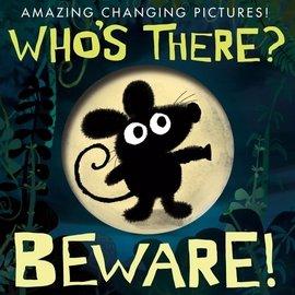 英文繪本-WHO'S THERE? BEWARE!