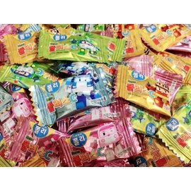 韓國波力POLI維生素C糖 兒童最愛 草莓口味