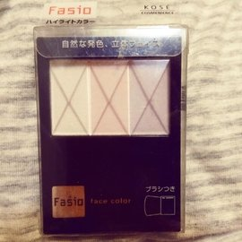 FASIO菲希歐 立體光采修容組 SP120明亮色