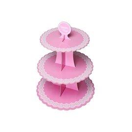 包裝盒. 手提盒. 蛋糕座 蛋糕座C~ST02~01