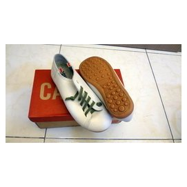 C er Peu 29707~004 米白色 寬楦頭 男鞋  EUR:40 US:10 ^