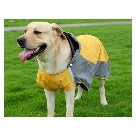 寵物服飾寵物狗狗雨衣雨披 大型犬中型犬雨衣 邊牧金毛大狗兩腳衣服夏裝
