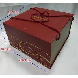 還不錯滴~H01~ Haagen-Dazs 哈根達斯 冰淇淋蛋糕 七吋  〝空〞 空盒 厚