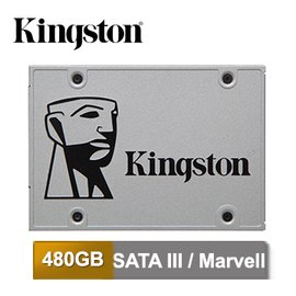 金士頓Kingston UV400 480GB 2.5吋 SATA3 固態硬碟 ^(SUV