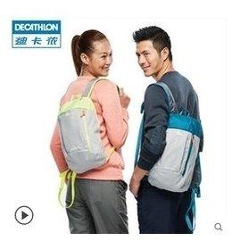 lu 肩背包女潮 2016 旅行迷雙妳 簡約雙肩包男女 情侶款 包旅行包潮包小書包男10L