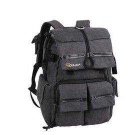 Mi 單眼相機包防水相機背包  全 相機包 後背包 登山包雙肩單反包數碼相機包男佳能尼康D