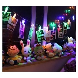 照片夾造型燈 / 聖誕燈 / 派對燈 / 夜燈 / 裝飾燈 /串燈 / 燈條 / 條燈