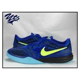 NIKE KB MENTALITY (GS) KOBE 籃球鞋 女鞋 大童鞋 藍 耐磨 705387 401 YTS