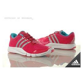 ADIDAS ADIPURE 360.2 W 室内 多功能 运动鞋 蔡依林 桃红(女)NO:D66390