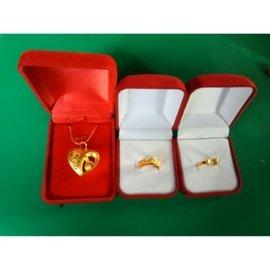 高仿金 沙金 歐幣 戒指 項鏈 非 純金戒指 純金項鏈 999 千足金 290元