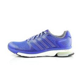 ADIDAS ADISTAR BOOST W GLOW B40894慢跑鞋 女 紫 代購1501