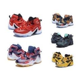 NIKE LEBRON XIII EP LBJ詹姆斯13代戰靴防滑減震室內外籃球鞋