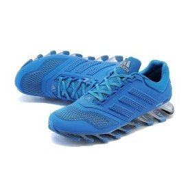 Adidas Springblade Drive 2.0 Shoes 刀鋒4代 碧藍36~