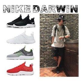 正品挑戰最低 NIKE WMNS DARWIN飛線編織情侶鞋休閒鞋慢跑鞋達爾文