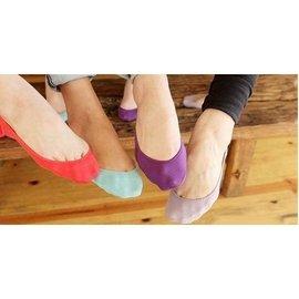 附發票  春夏純色百搭棉質隱形船襪女士薄款淺口襪蕾絲邊女襪子 短襪10入