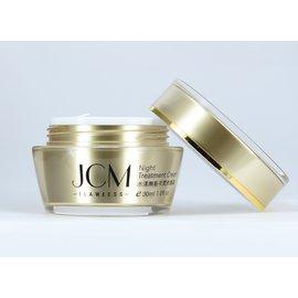 JCM 水漾無瑕夜間修護霜  JCM Night Treatment Cream  ~深度