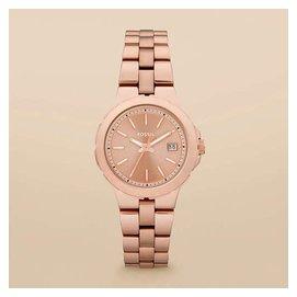 【爱妳心不变】美国妮妮手表腕表不锈钢表带女表AM4402
