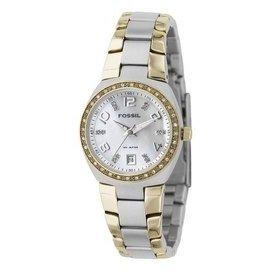 【爱妳心不变】美国妮妮手表腕表不锈钢表带女表AM4183