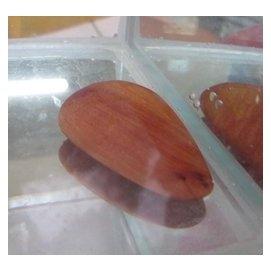 天然芬多精 沉水級重油根料 非洲檀香木 天然濃郁檀香味 可打洞當墜飾做項鍊 刮痧板